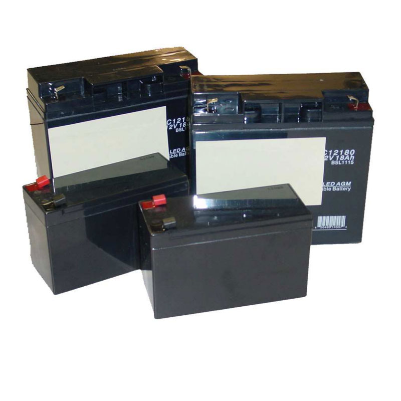FIKE Batterier och omformare från Fagerberg