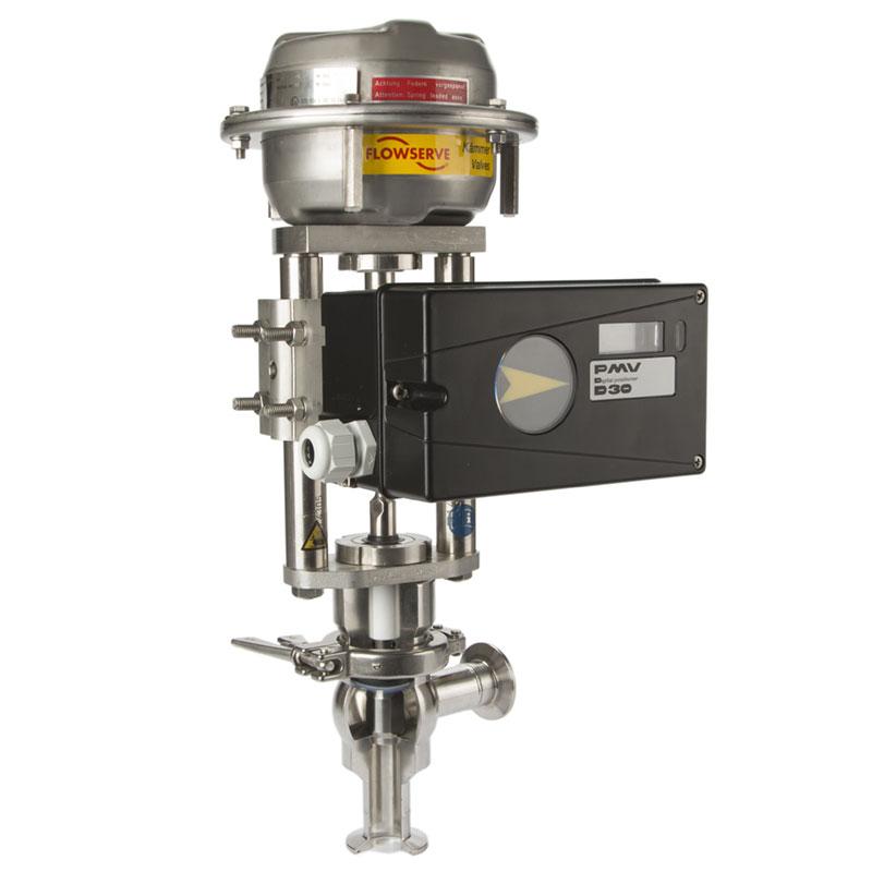 Reglerventiler Kämmer CleanFlow Typ 191000 DN10-100 PN16 från Fagerberg