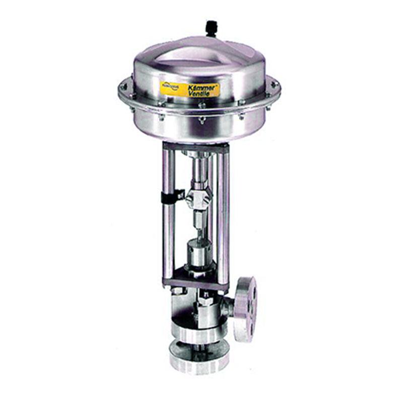 Reglerventiler Kämmer HPFlow Typ 011000, 015000 PN 325-4000 från Fagerberg