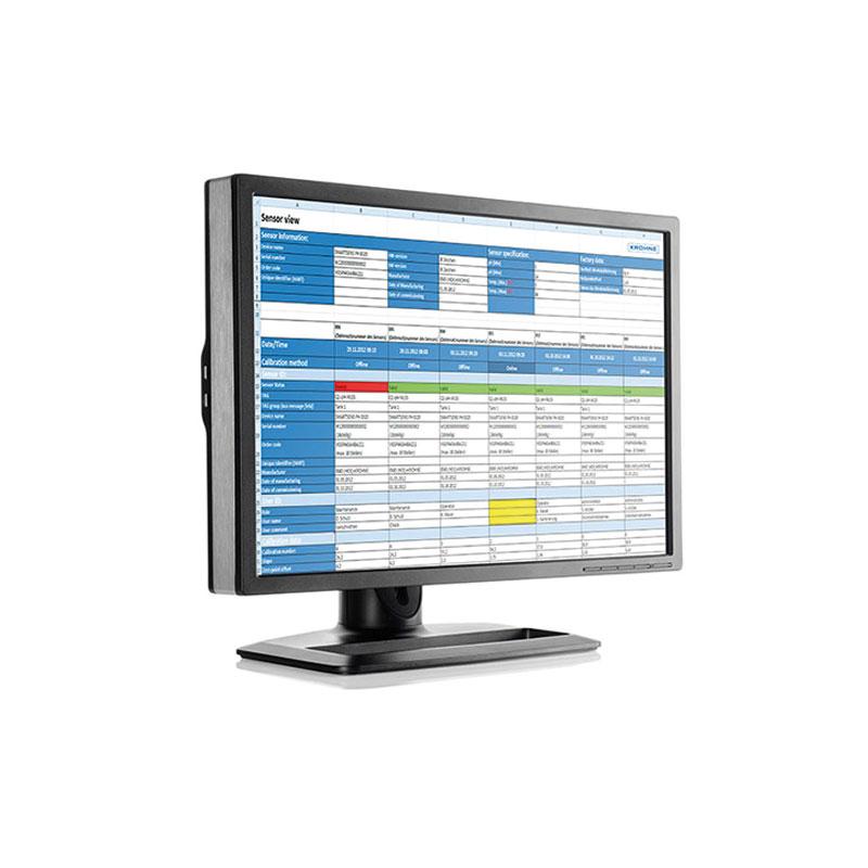 Vätskeanalys Krohne Smartbase från Fagerberg