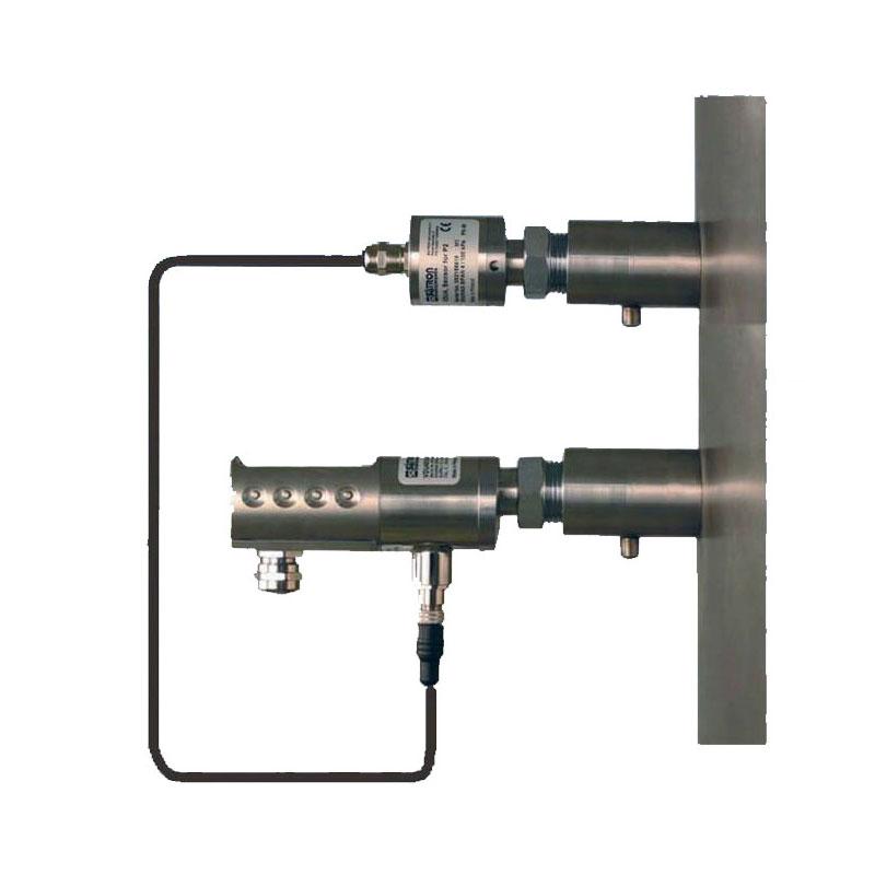 Tryckmätning Satron Instruments VDU från Fagerberg