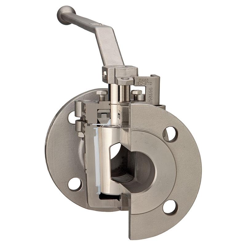 Kikventiler AZ Armaturen F2 ISO Standard från Fagerberg