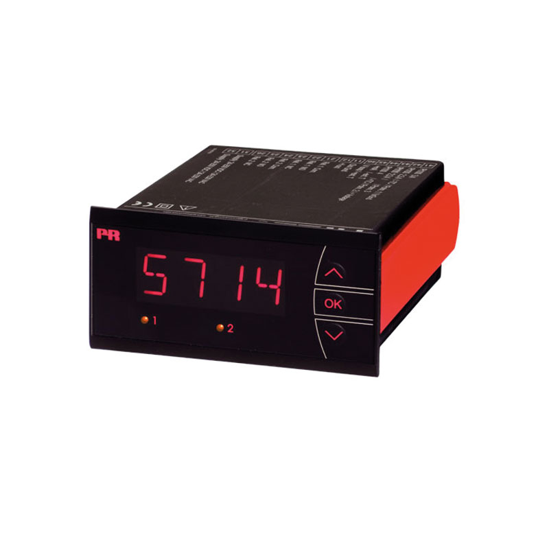 Signalomvandling och Indikering PR Electronics programmerbart ledinstrument från Fagerberg